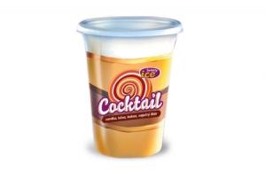COCTAIL poharas jégkrém